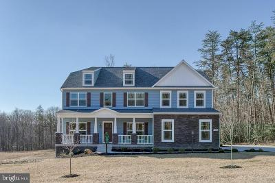 Fredericksburg City, Stafford County Single Family Home For Sale: 18 Stillwater Lane