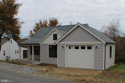 Fredericksburg Single Family Home For Sale: 426 Claiborne Avenue