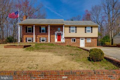 Stafford County, Caroline County, King George County, Culpeper County, Orange County Single Family Home For Sale: 122 Jib Drive