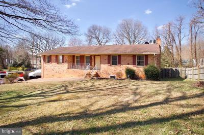 Stafford Single Family Home For Sale: 113 Shenandoah Lane