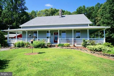 Stafford County, Caroline County, King George County, Culpeper County, Orange County Single Family Home For Sale: 559 Holly Corner Road