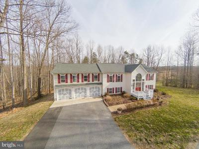 Stafford County, Caroline County, King George County, Culpeper County, Orange County Single Family Home For Sale: 40 Knotsanchor Lane