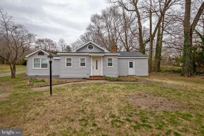 Stafford Single Family Home For Sale: 30 Vincent Lane