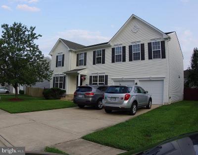 Fredericksburg City, Stafford County Single Family Home For Sale: 4 Fairbanks Court