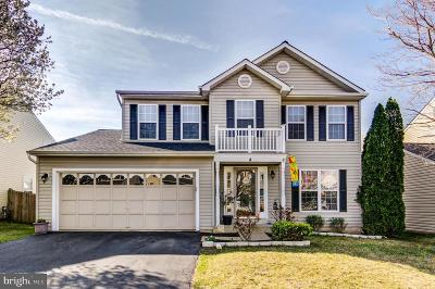 Stafford Single Family Home Active Under Contract: 4 Peachy Court