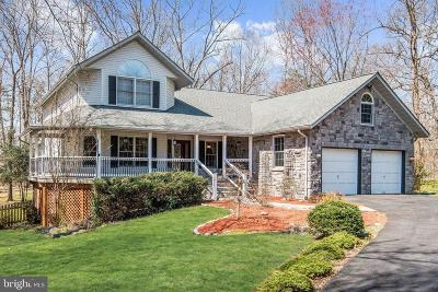 Stafford County Single Family Home Active Under Contract: 70 Park Road