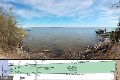 Stafford Residential Lots & Land For Sale: 118 Waller Point Drive