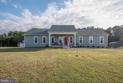 Fredericksburg Single Family Home For Sale: 9 Memory Lane