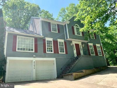 Stafford County Single Family Home For Sale