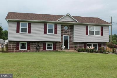 Stafford VA Single Family Home For Sale: $310,000