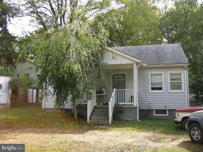 Stafford Single Family Home For Sale: 3290 Jefferson Davis Highway