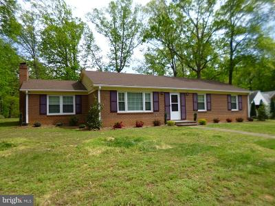 Fredericksburg City, Stafford County Single Family Home For Sale: 12 Westmoreland Place