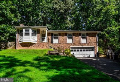 Stafford Single Family Home For Sale: 1120 Columbus Drive