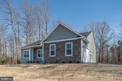 Fredericksburg City, Stafford County Single Family Home For Sale: 1015 Wythe Court