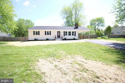 Stafford Single Family Home For Sale: 2 Lake View Terrace