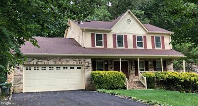 Fredericksburg City, Stafford County Single Family Home For Sale: 2192 Harpoon Drive