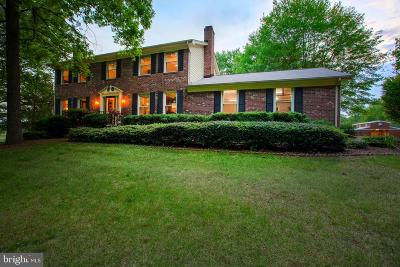 Fredericksburg Single Family Home For Sale: 452 Mount Olive Road