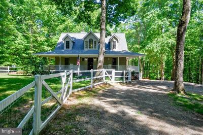 Fredericksburg City, Stafford County Single Family Home For Sale: 81 Lady Jane Lane