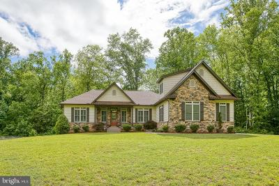 Stafford County Single Family Home For Sale: 1249 Poplar Road