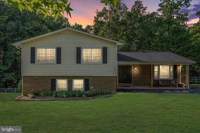 Fredericksburg Single Family Home For Sale: 5 River Ridge Lane