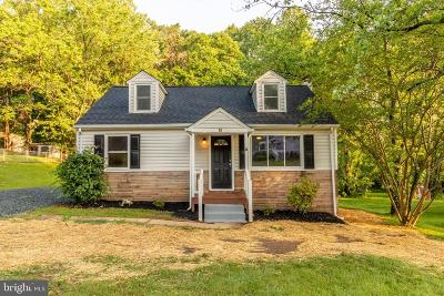 Stafford County Single Family Home For Sale: 8 Aquia Avenue
