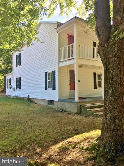 Stafford County Single Family Home For Sale: 2700 Warrenton Road