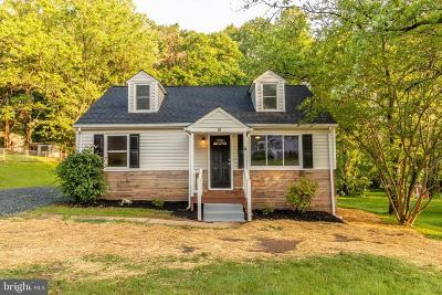 Stafford County Single Family Home For Sale: 8 Aquia Avenue