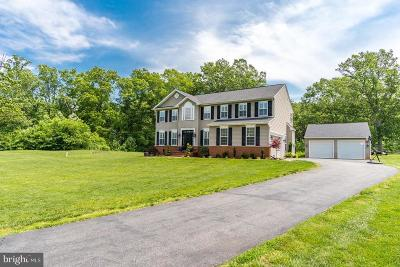 Stafford Single Family Home Under Contract: 38 Williamsburg Lane