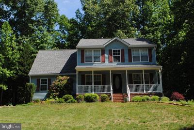 Fredericksburg VA Single Family Home For Sale: $449,900