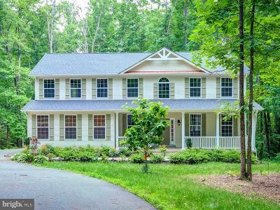 Fredericksburg Single Family Home For Sale: 77 Clark Patton Road
