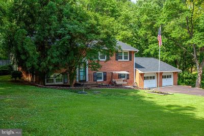 Fredericksburg VA Single Family Home For Sale: $339,900