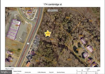 Fredericksburg Commercial For Sale: 174 Cambridge Street