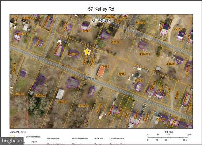 Frederick Residential Lots & Land For Sale: 57 Kelley Rd
