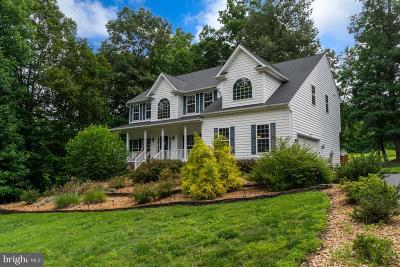 Fredericksburg Single Family Home For Sale: 161 Revell Road