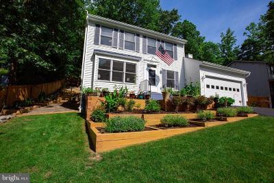 Stafford County Single Family Home For Sale: 2038 Coast Guard Drive
