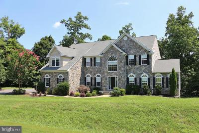 Stafford County Single Family Home For Sale: 58 Sentinel Ridge Lane