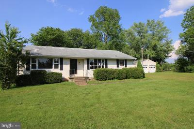 Fredericksburg City, Stafford County Single Family Home For Sale: 2534 Poplar Road