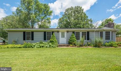 Stafford Single Family Home Under Contract: 205 Oakridge Drive