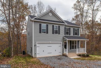 Stafford County Single Family Home For Sale: Beagle Road