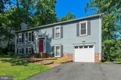 Stafford Single Family Home For Sale: 201 Midshipman Circle