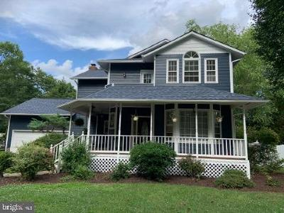 Stafford County Single Family Home For Sale: 1 Yorktown Drive