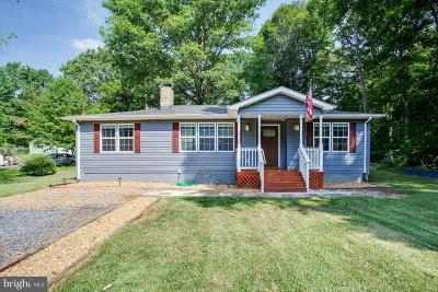 Stafford Single Family Home Active Under Contract: 26 Breezy Hill Drive