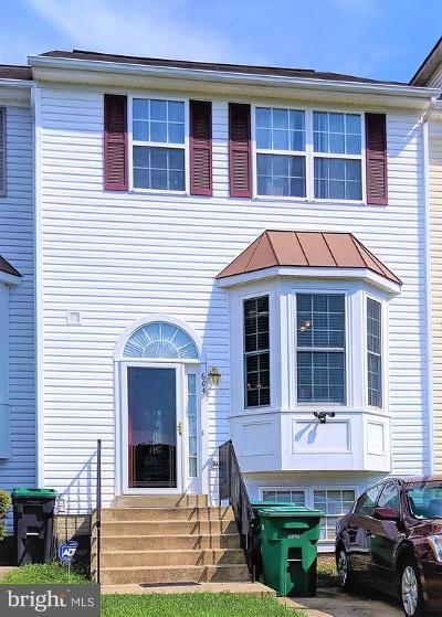 Stafford County Townhouse For Sale: 604 Torbert Loop