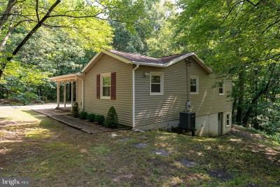 Stafford Single Family Home Under Contract: 83 Southern View Drive