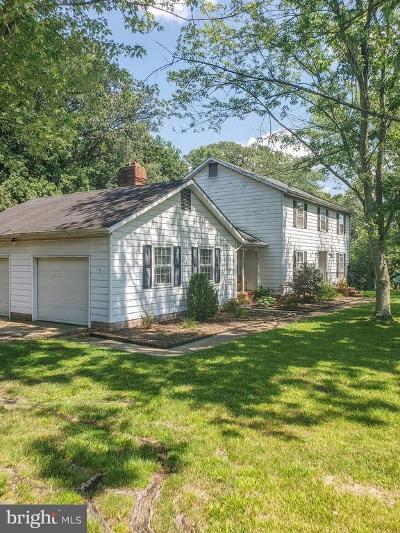 Fredericksburg Single Family Home For Sale: 708 Lendall Lane
