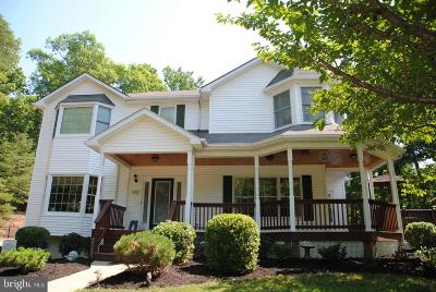 Stafford Single Family Home For Sale: 104 Flippo Road