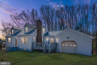 Fredericksburg Single Family Home For Sale: 303 Newton Road