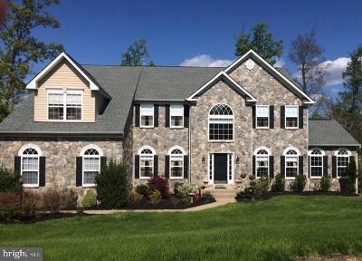 Stafford Single Family Home For Sale: 58 Sentinel Ridge Lane