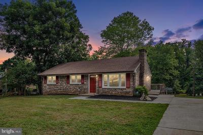 Fredericksburg Single Family Home For Sale: 266 Anderson Drive