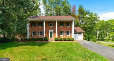 Stafford County Single Family Home For Sale: 15 Green Leaf Terrace